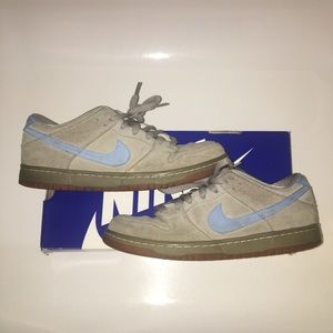 Nike SB Dunk Low Iron Sz 9 RARE 🔥🔥